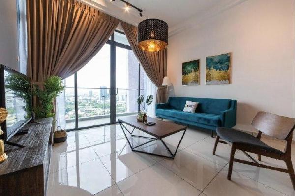 [MK] PJ Midtown 2 Bedroom by Sleepy Bear Kuala Lumpur