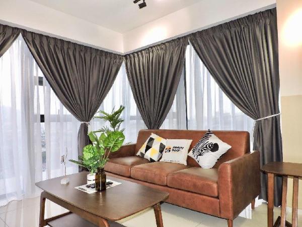 [CC] EkoCheras Residences 2BR by Sleepy Bear Kuala Lumpur