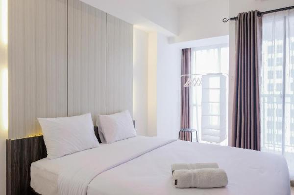 Fully Parquette Studio Apt @ M-Town By Travelio Tangerang