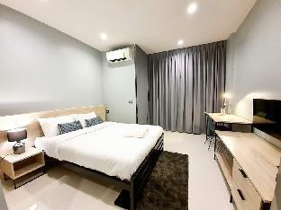 [ウートン]スタジオ アパートメント(23 m2)/1バスルーム Prem Mansion U Thong