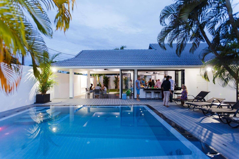 Family Vacation Private Villa