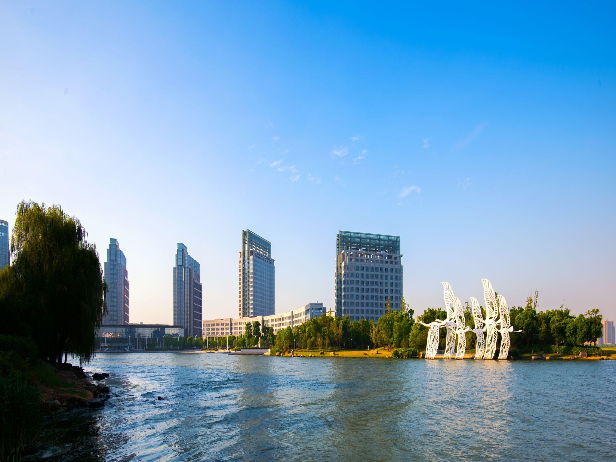Oakwood Hotel&Residence Suzhou