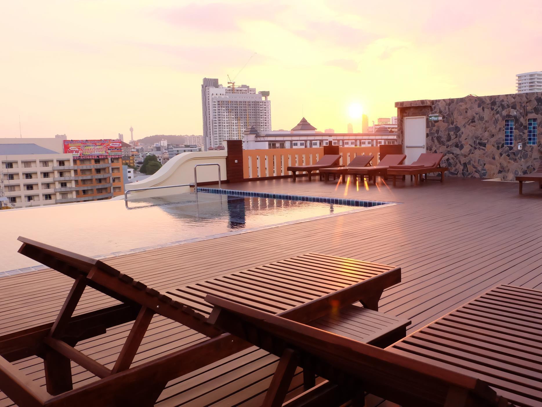 D Hotel Pattaya โรงแรมดี พัทยา