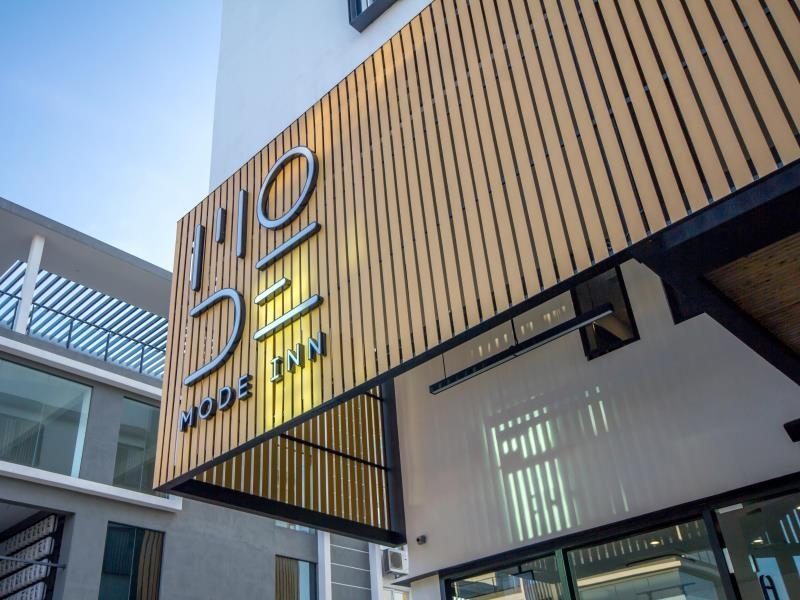 Mode Inn Icon City