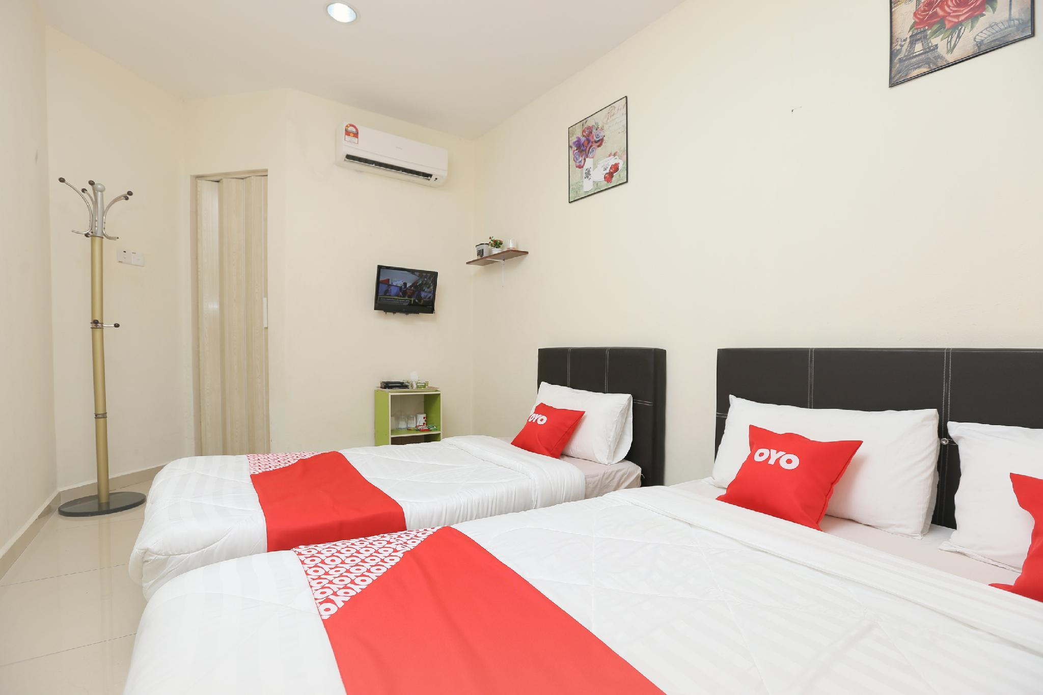 OYO 89902 Semerah Suites Homestay Pontian