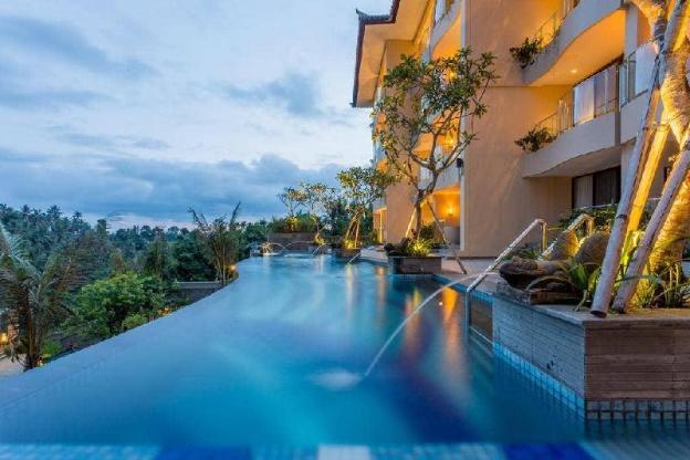 1BR Private Pool Villa+Bathtub+Terrace+Breakfast.