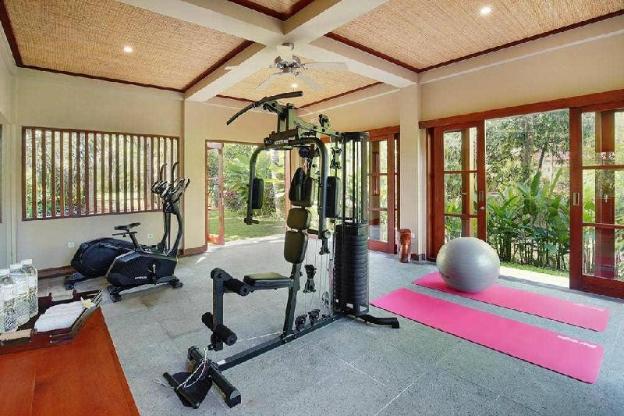 1 BR Deluxe Pool Villa - B'fast - Private Entrance