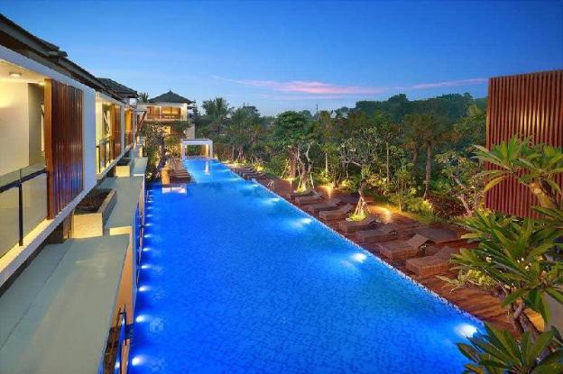 1BR Luxury Villa + B'fast + Kitchen @Monkey Forest
