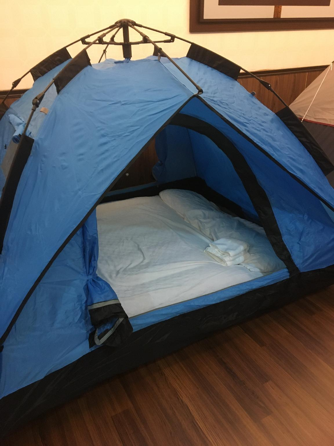 Double tent  for backpacker