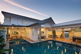 [パタヤ南部]ヴィラ(500m2)| 6ベッドルーム/7バスルーム GALA RESIDENCE, Pool/Sauna/Jacuzzi/Snooker/Karaoke