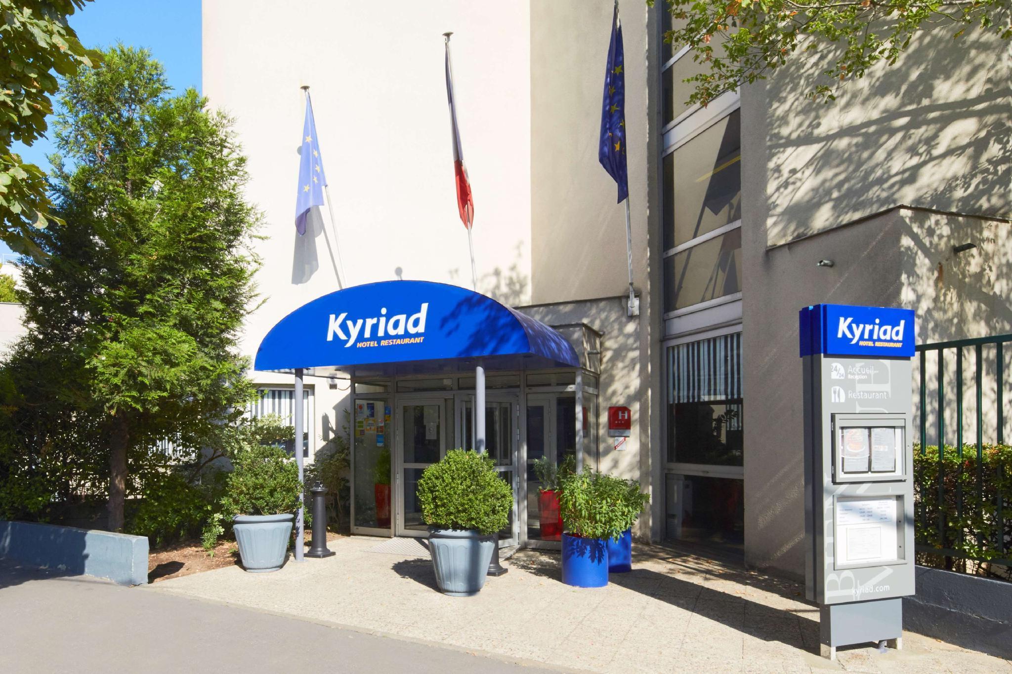 Kyriad Paris Nord - St Ouen