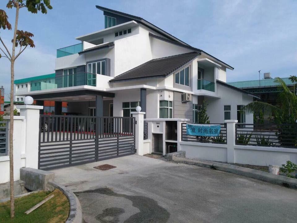 Sekinchan Stylish Villa