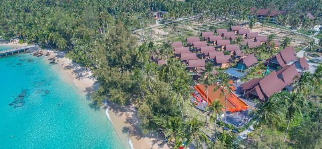 เกาะกูด พาราไดซ์ บีช – Koh kood paradise beach