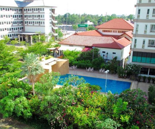 J. Park Hotel Chonburi