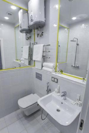 Apart-Hotel Naumov Lubyanka
