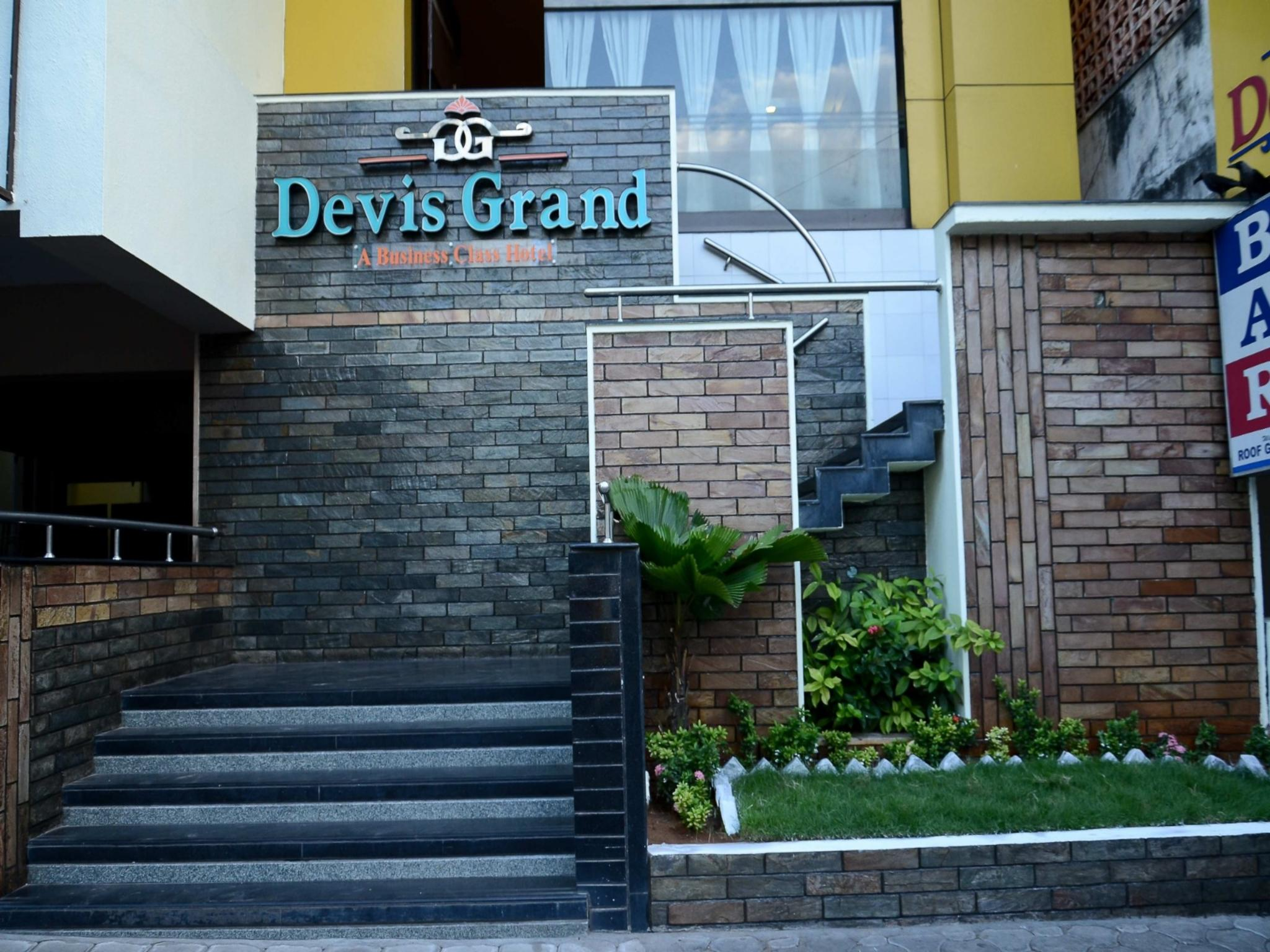 Devis Grand Hotel