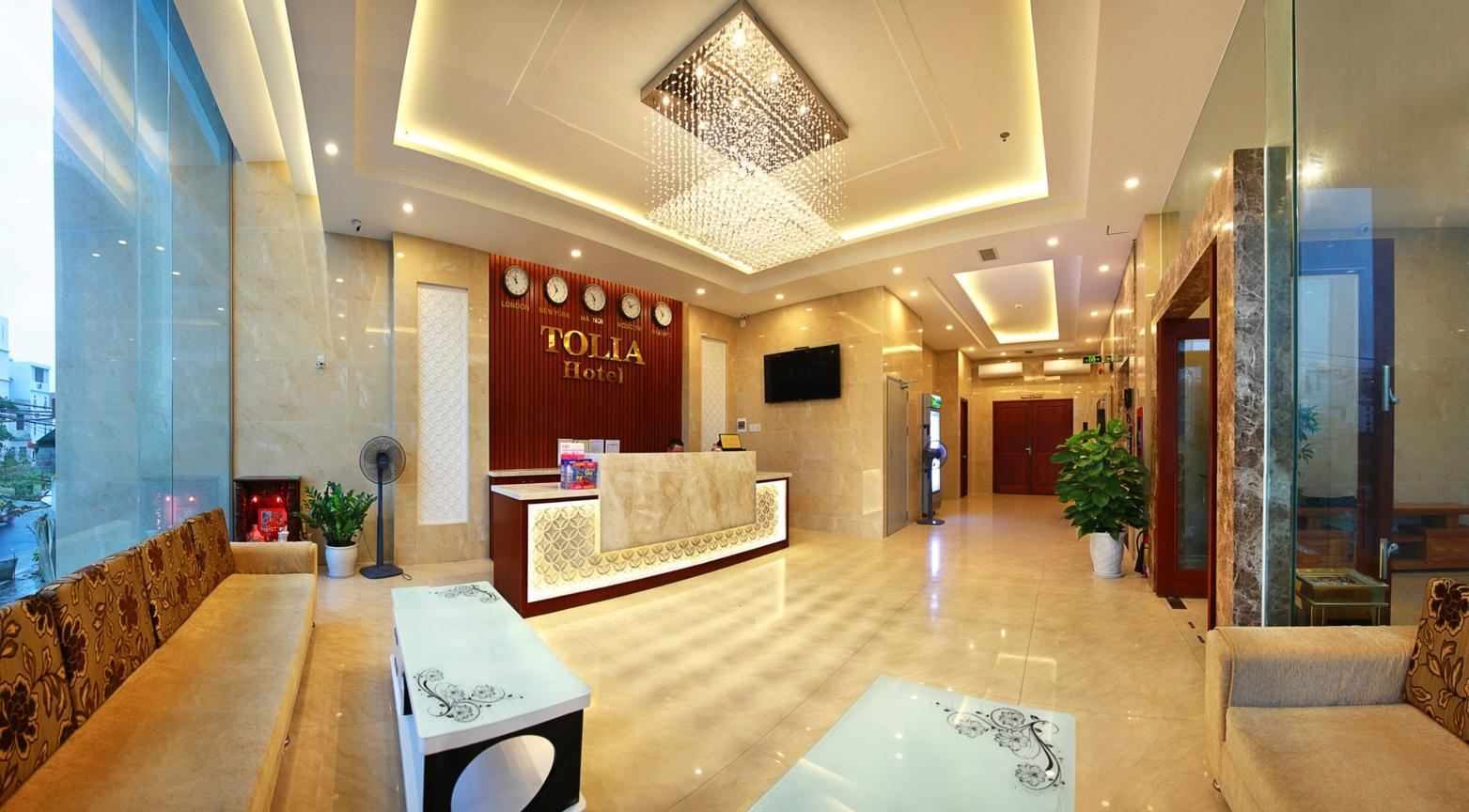 Tolia Hotel