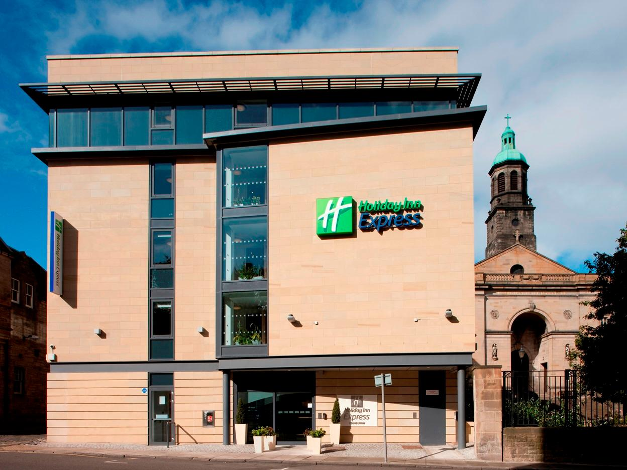 Holiday Inn Express Edinburgh � Royal Mile