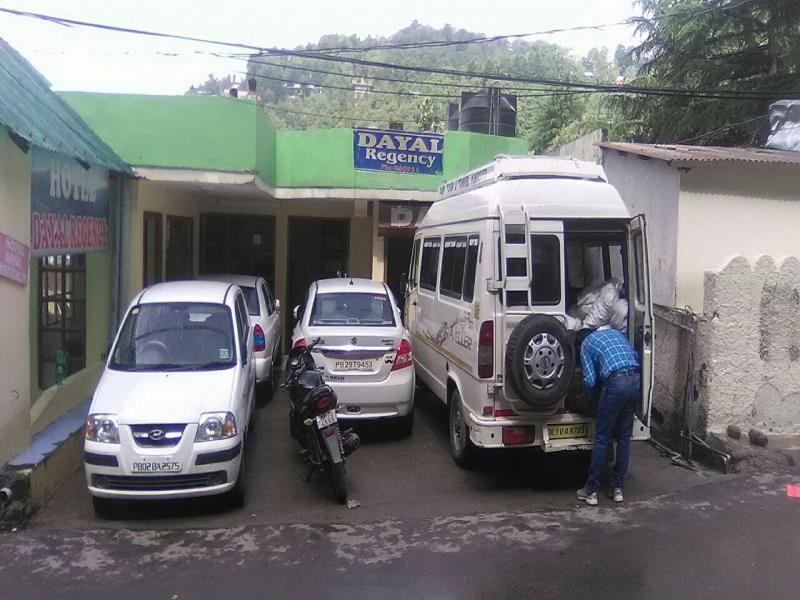 Hotel Dayal Regency Dalhosie