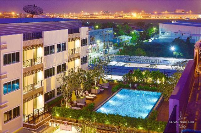 สุวรรณภูมิ วีลล์ แอร์พอร์ต โฮเต็ล – Suvarnabhumi Ville Airport Hotel