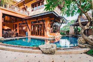 Bali Style 4-BR Private Pool Villa 200m. Beach วิลลา 4 ห้องนอน 4 ห้องน้ำส่วนตัว ขนาด 200 ตร.ม. – นาจอมเทียน