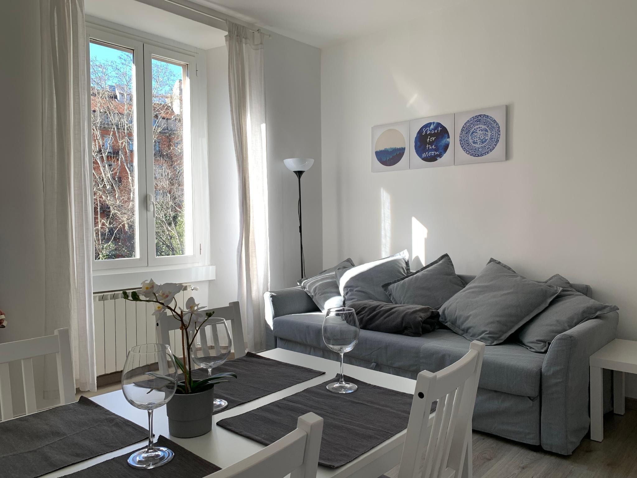 Exclusive apartment in the heart of Porta Venezia