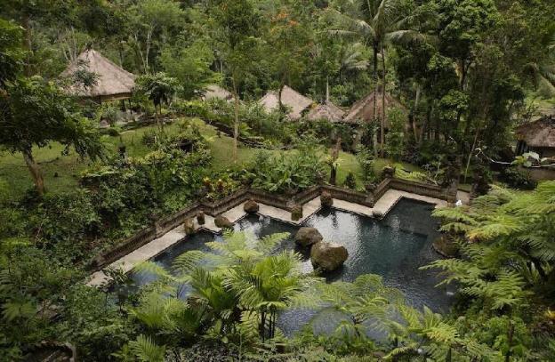 At Ubud 1BR Pool Villa and Breakfast