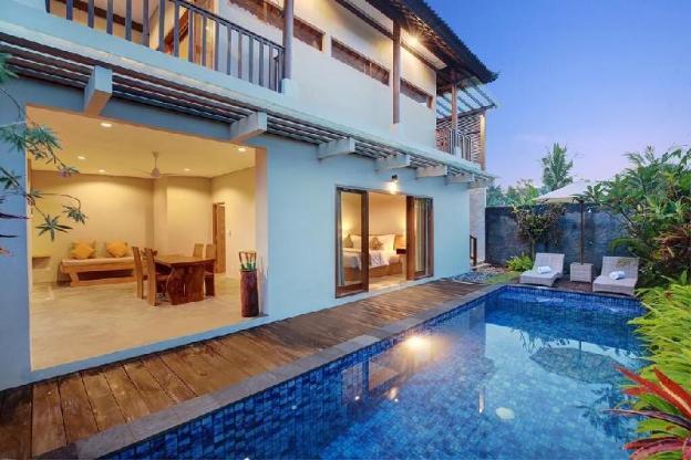 Garden view 1BR Villa at Ubud
