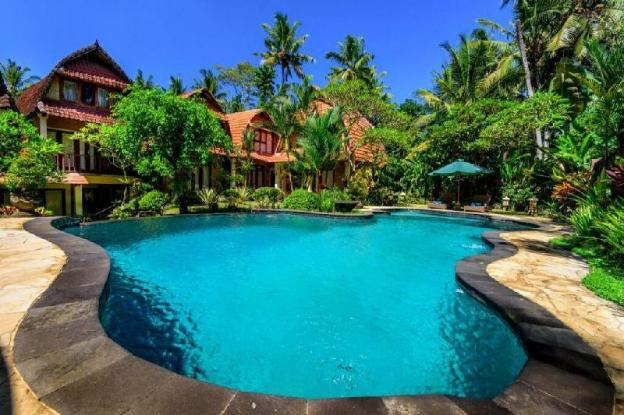 Stunning 6BR Private Villa with Forest View