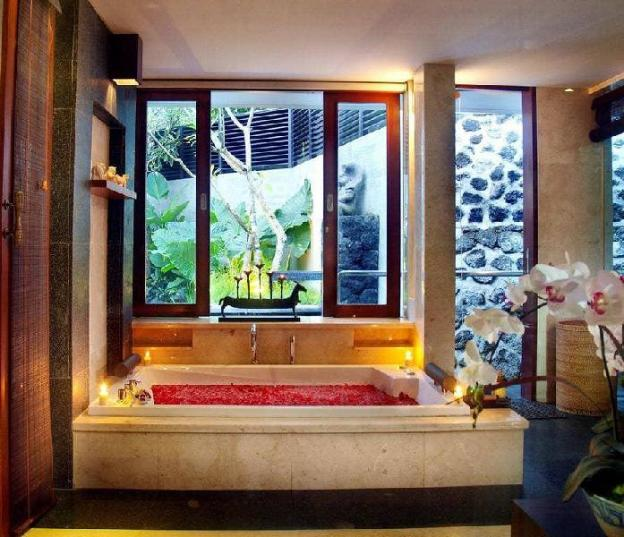 1BR Indoor Private Pool Villa close Ubud Center