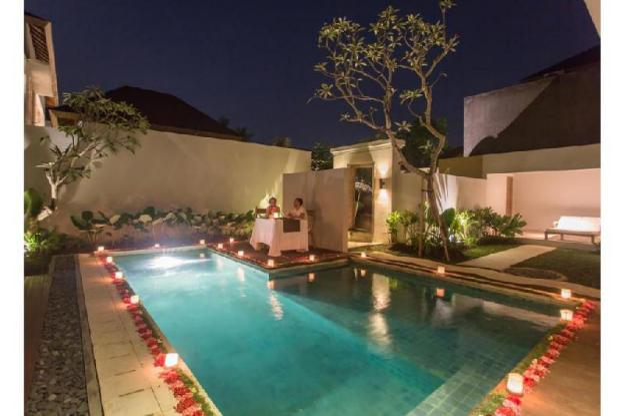 2BR Luxury Private Pool + Bathtub+Breakfast