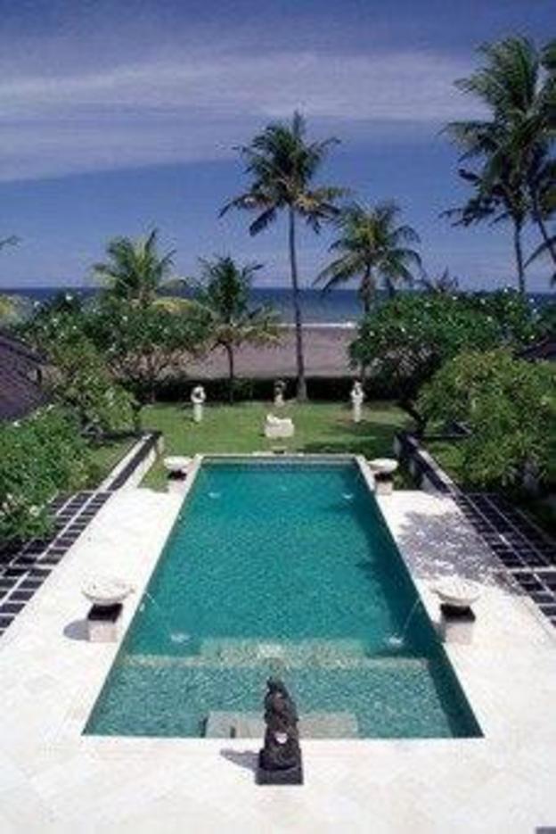 Luxury Beachfront Family Villa - North Sanur Bali