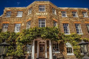 Hotels near Hampton Court Palace - Mitre Hotel