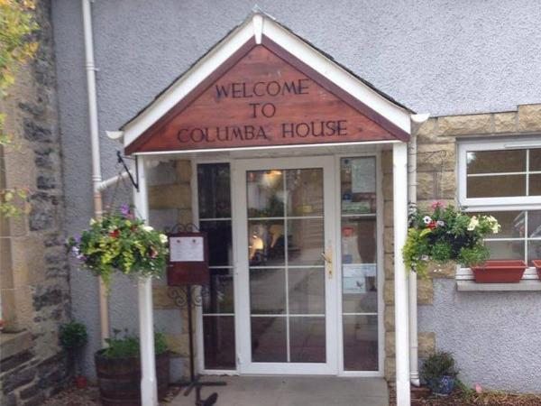 Columba House Hotel & Garden Restaurant Kingussie