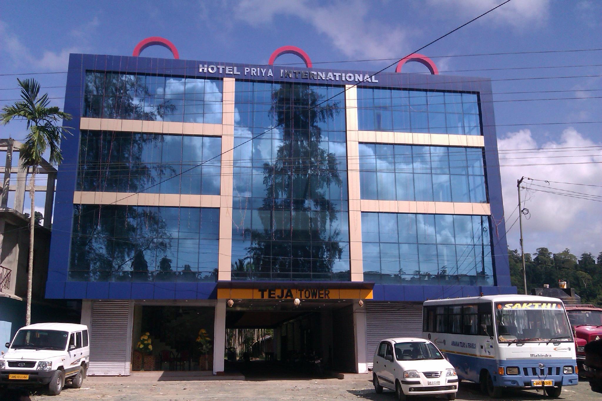 Hotel Priya International Rangat