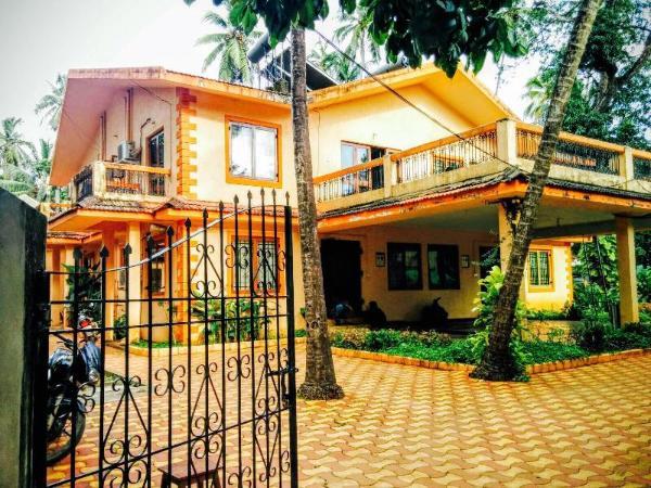 Seven Seas Homes & Villas Goa