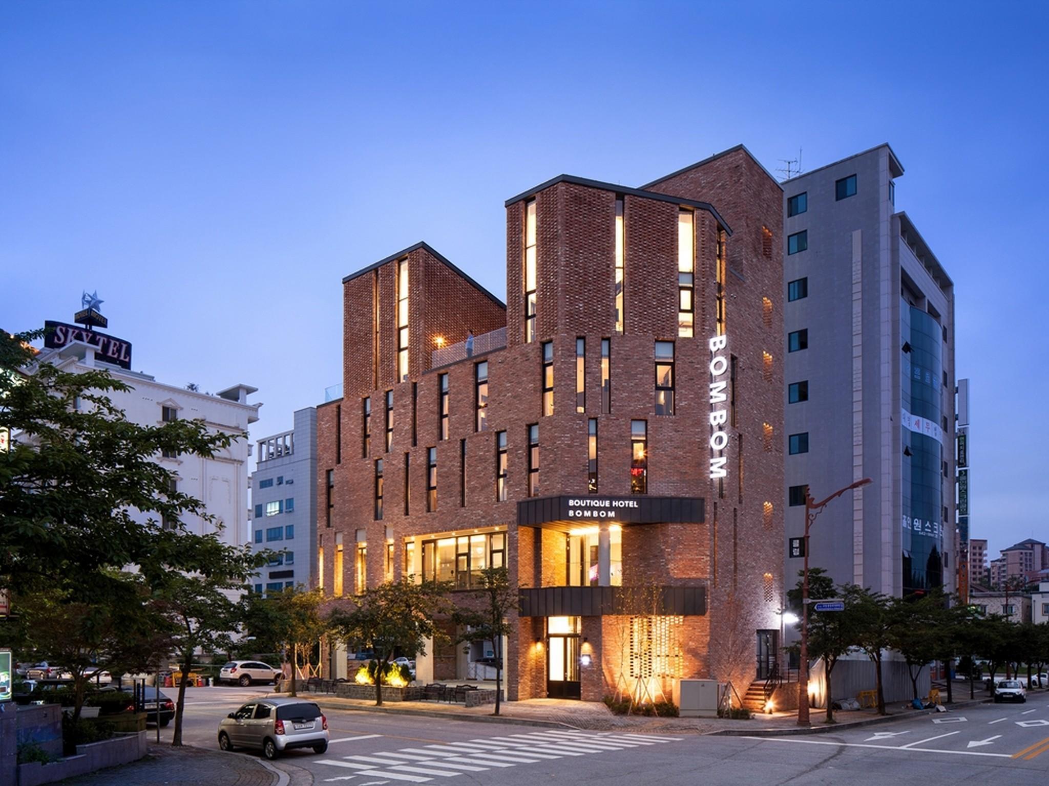 Gangneung Boutique Hotel Bombom