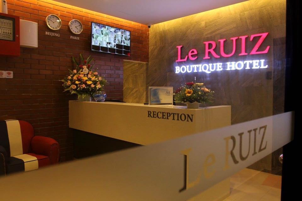 Le Ruiz Boutique Hotel 3