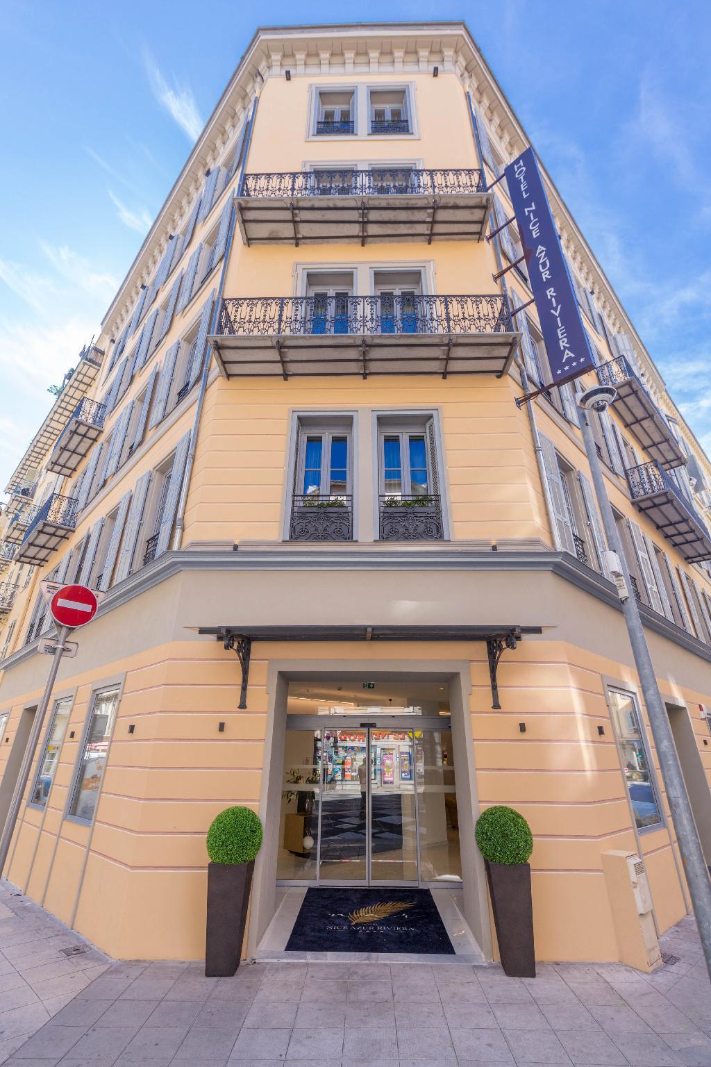 Hotel Nice Azur Riviera