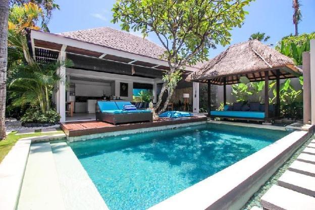 2BR Luxury Villa Pool View @Seminyak