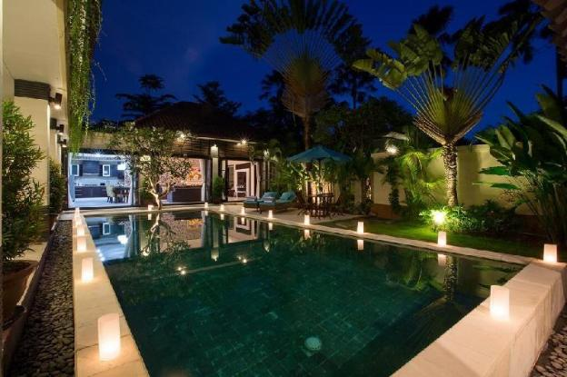3BR Luxury With Pool View @ Seminyak