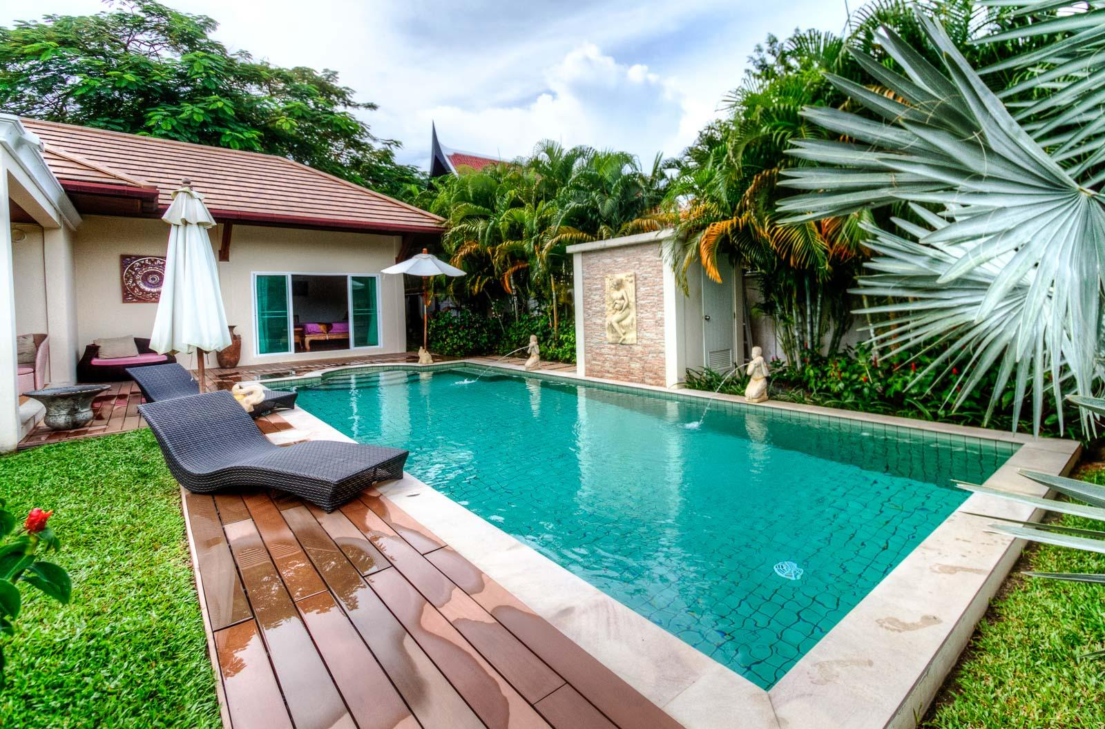 Holiday Luxury Villa With Own Pool