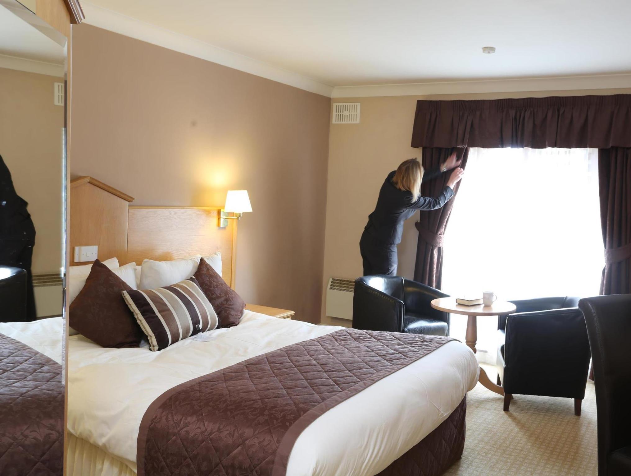 Best Western Widnes Halton Everglades Park Hotel
