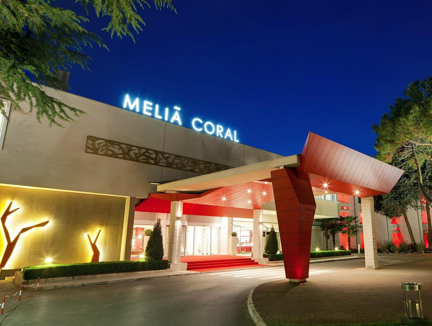 MELIA CORAL HOTEL  ADULTS ONLY