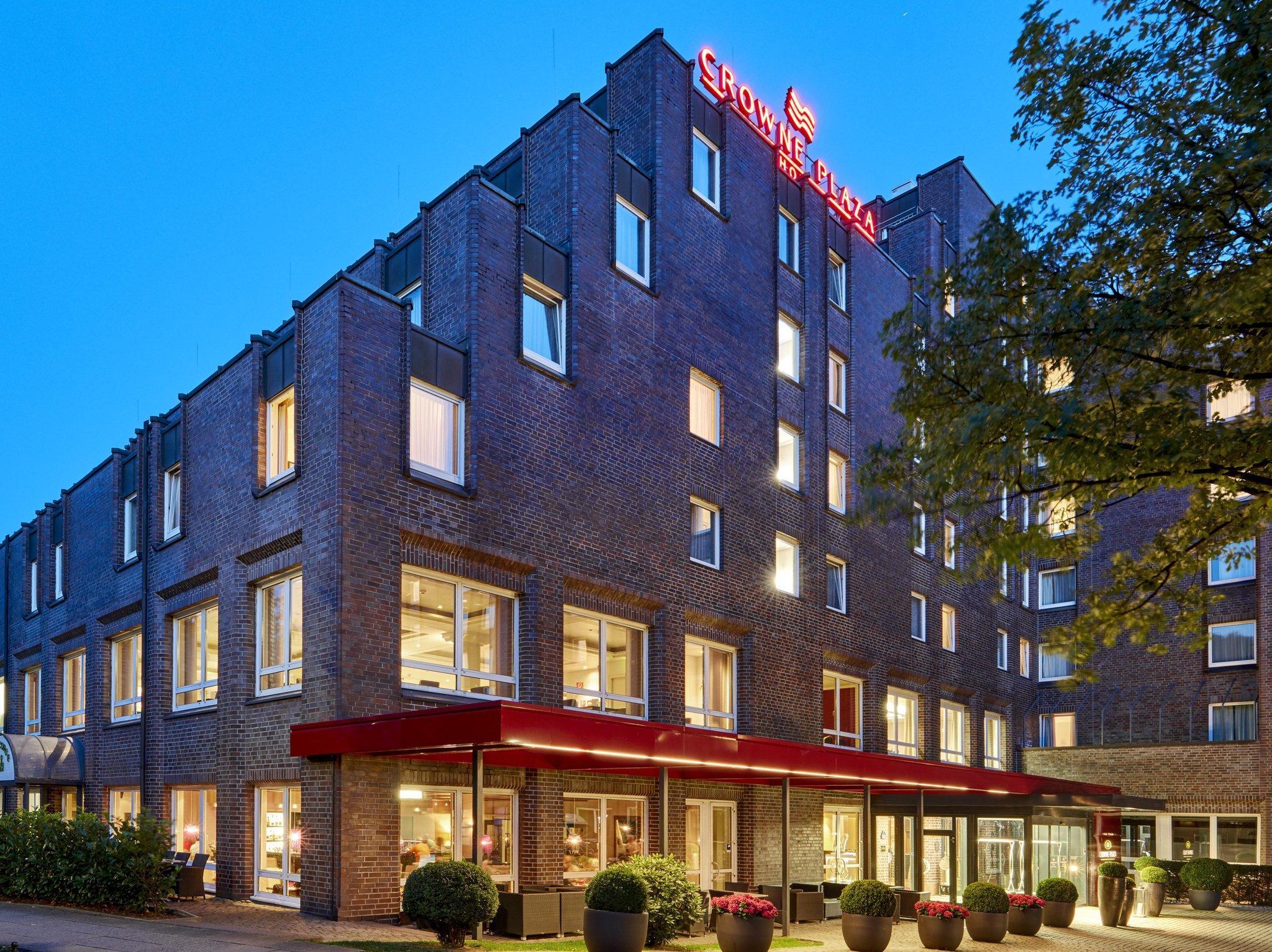 Crowne Plaza Hotel Hamburg   City Alster
