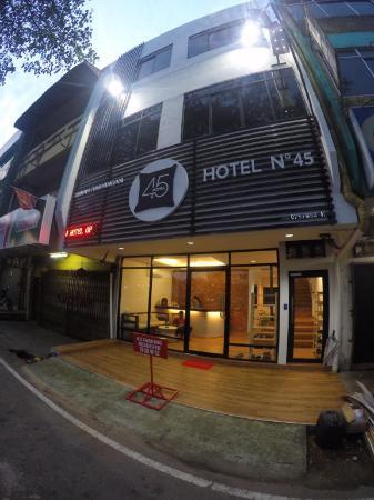 Hotel N45 Johor Bahru