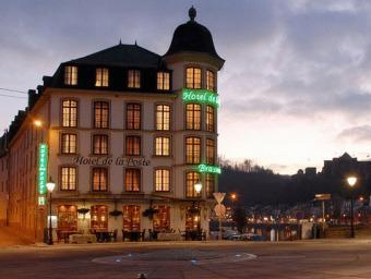 Hotel De La Poste   Relais De Napoleon III