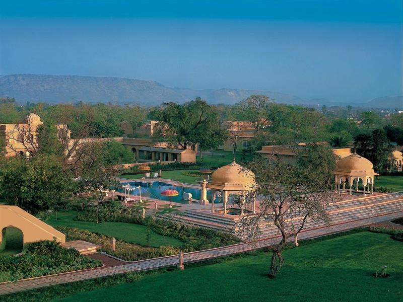 The Oberoi Rajvilas Jaipur Hotel