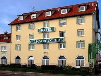 Hotel L'Escargotiere Dijon Sud   Chenove
