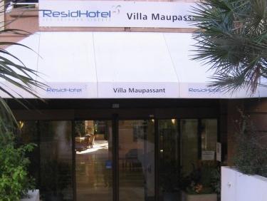 Residhotel Villa Maupassant